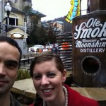 Ole Smoky Moonshine Distillery in Gatlinburg, TN